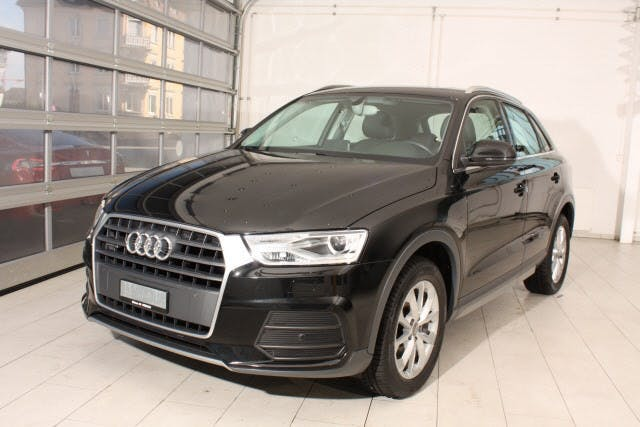 suv Audi Q3 2.0 TDI design quattro