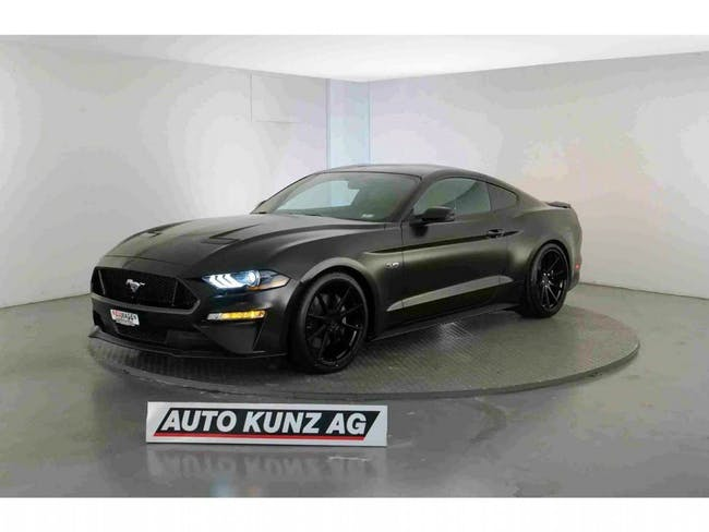 coupe Ford Mustang Fastback 5.0 V8 Spezial GT Premium