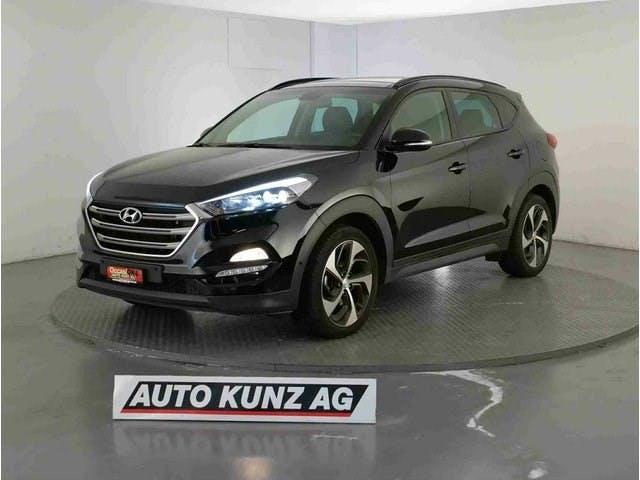 suv Hyundai Tucson 2.0 CRDI Premium Edition 4WD