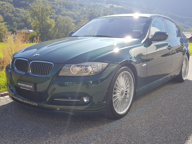 saloon BMW Alpina B3/D3 B3 X BiTurbo 3.0 Switch-Tronic