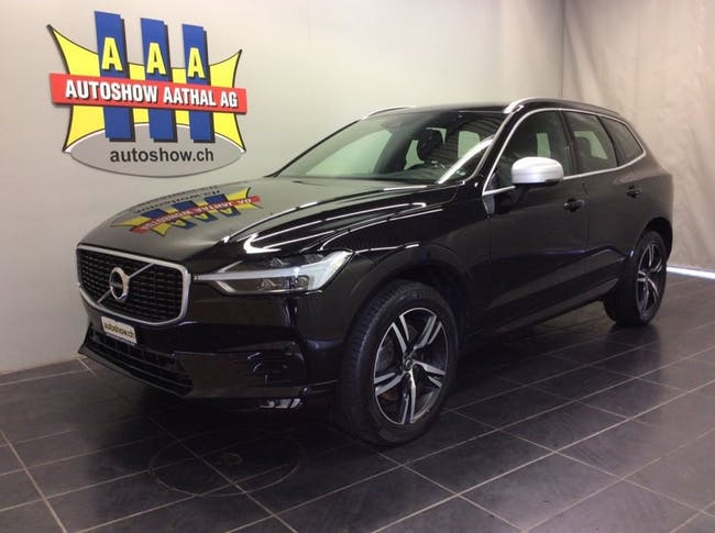 suv Volvo XC60 T5 AWD R-Design Geartronic