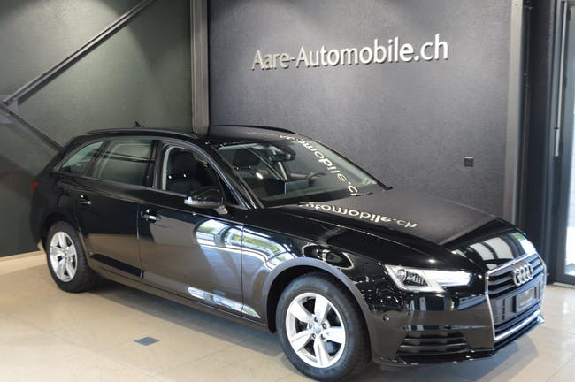 estate Audi A4 Avant 2.0 TDI S-tronic