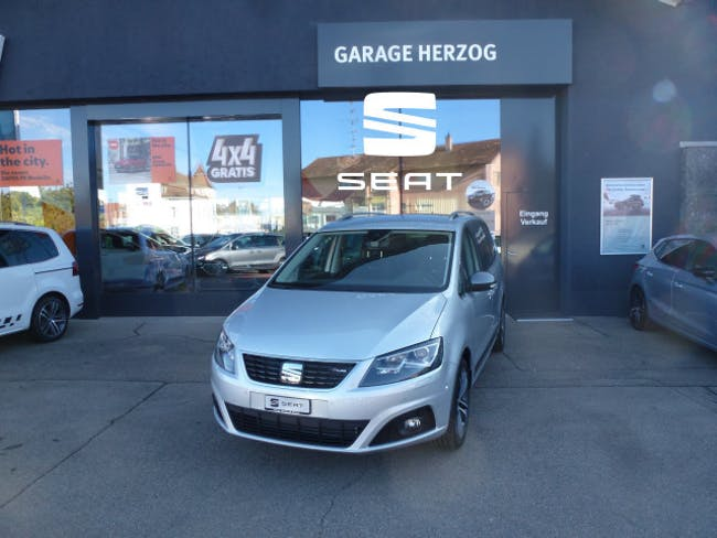 estate SEAT Alhambra 2.0TDI SWISS FR