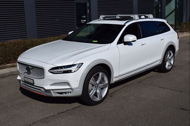 saloon Volvo V90 Cross Country T6 Ocean Race AWD Geartronic