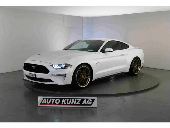 coupe Ford Mustang Fastback Spezial 5.0 V8 GT Premium