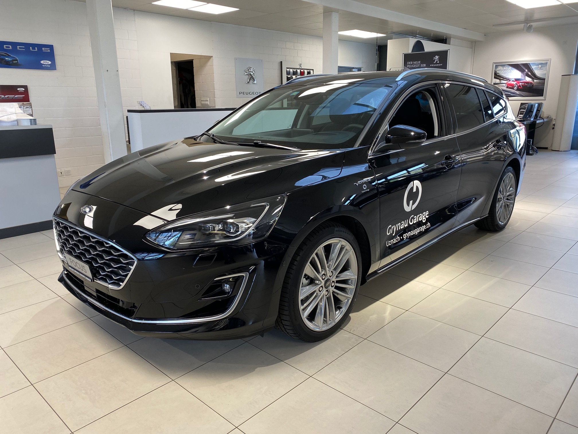 estate Ford Focus SW 1.5i EB SCTi 150 Vignale