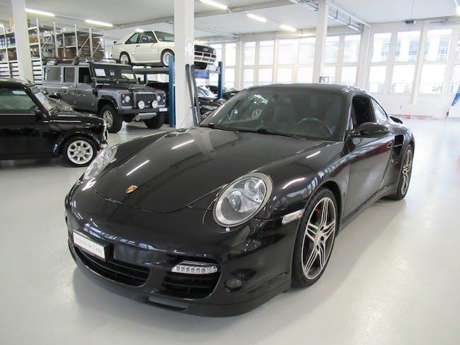 coupe Porsche 911 Turbo manual