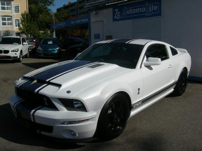 coupe Ford Mustang Shelby GT 500 Spezial
