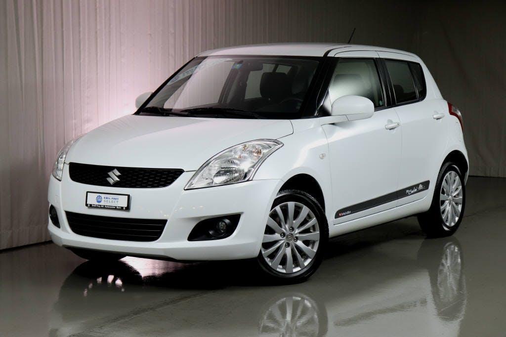 saloon Suzuki Swift 1.2 GL Top Piz Sulai 4x4