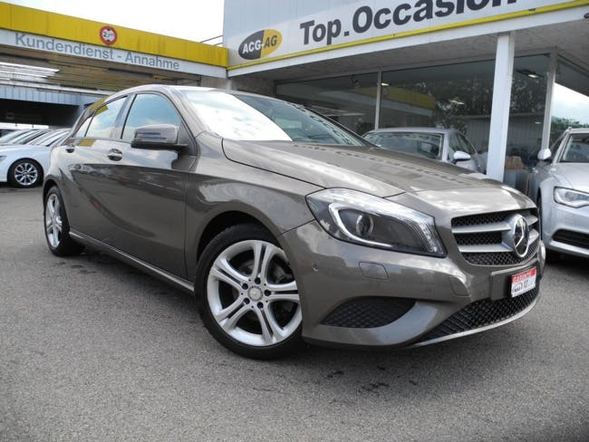 saloon Mercedes-Benz A-Klasse A 180 BlueEfficiency Edition