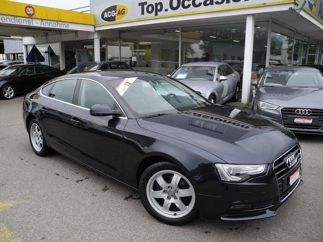 saloon Audi A5 Sportback 2.0 TFSI