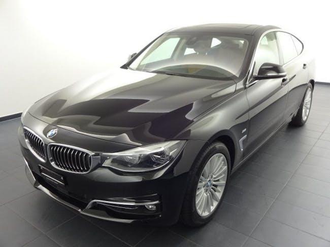 saloon BMW 3er 320d GT xDrive Luxury