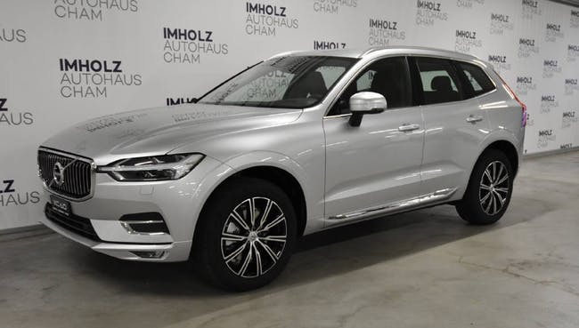 suv Volvo XC60 2.0 B5 MH Inscription AWD