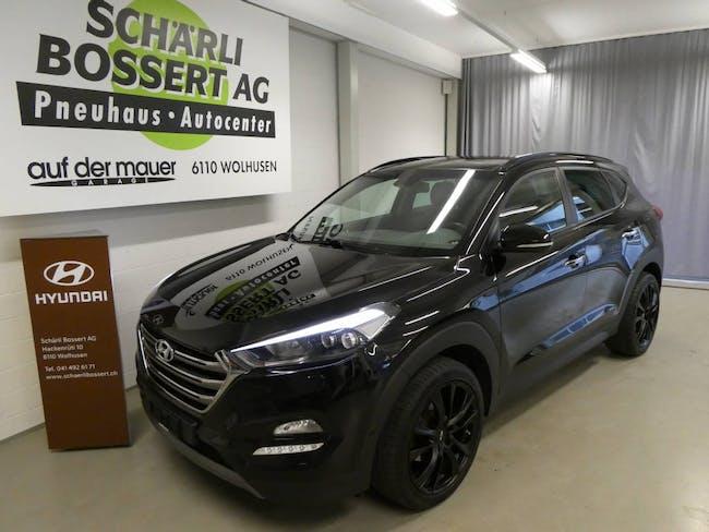 suv Hyundai Tucson 2.0 CRDi 185 4WD