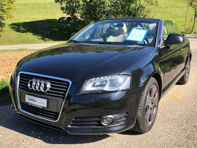 cabriolet Audi A3 Cabriolet 2.0 TFSI Ambition S-tronic