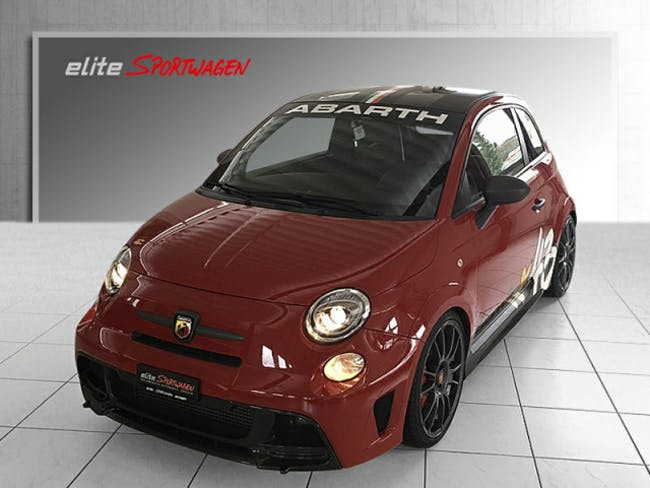 saloon Fiat Abarth 695 695 1.4 16V T AbarthBipo.- limited Edition 99