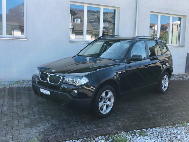 suv BMW X3 xDrive 20d (2.0d) Steptronic