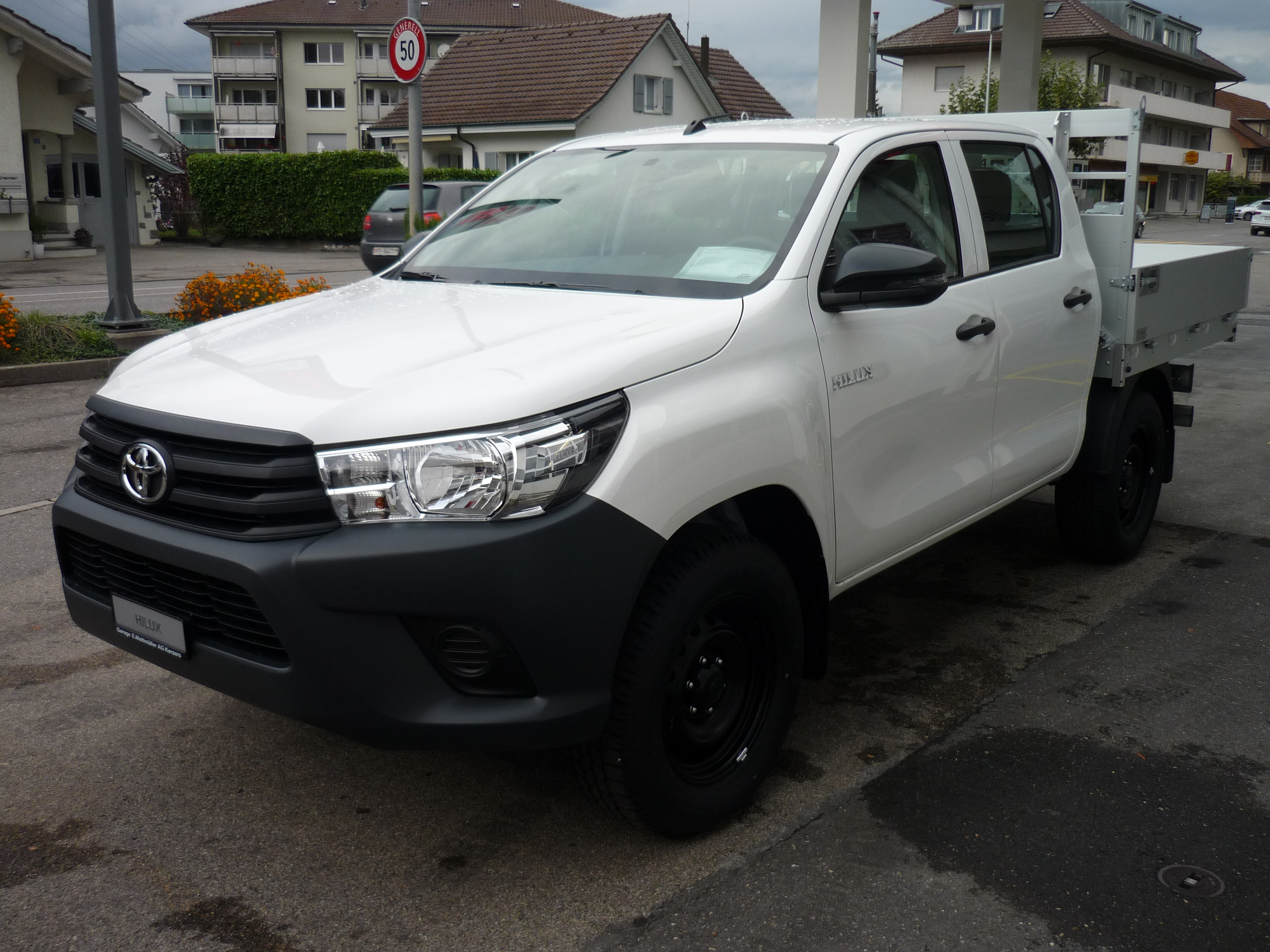pickup Toyota Hilux Pick-up 2.5 D-4D 4x4
