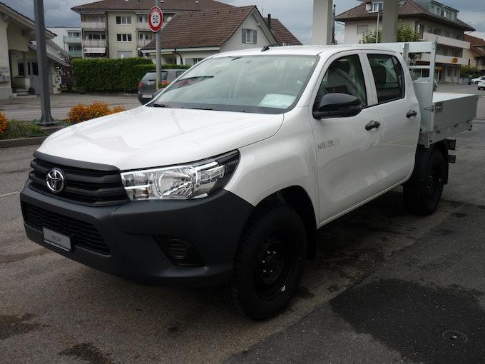 Toyota Hilux Pick-up 2.5 D-4D 4x4 40'030 CHF - kaufen auf carforyou.ch - 1