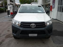 Toyota Hilux Pick-up 2.5 D-4D 4x4 40'030 CHF - kaufen auf carforyou.ch - 2