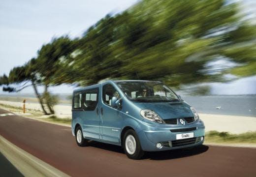 bus Renault Trafic 2.0 dCi Eco Grand Passenger Authentique