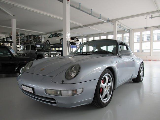 coupe Porsche 911 Carrera 4 manual