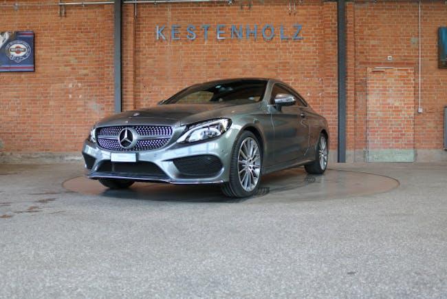 coupe Mercedes-Benz C-Klasse C 300 AMG Line