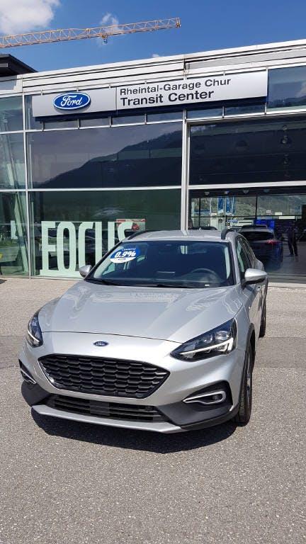 estate Ford Focus 1.5 EcoBlue 120 Active