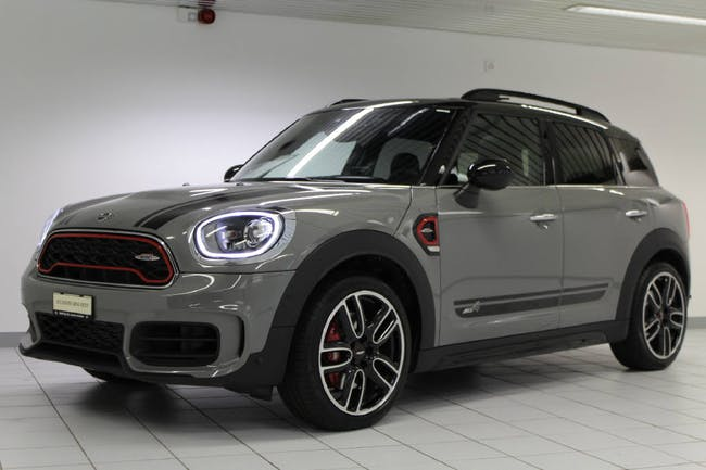 saloon Mini Mini Countryman 2.0i John Coop. Works ALL4 SAG