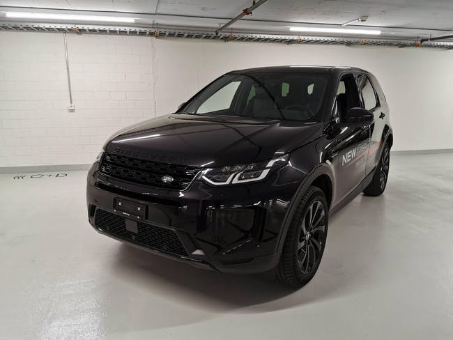 saloon Land Rover Discovery Sport 2.0 Si4 S