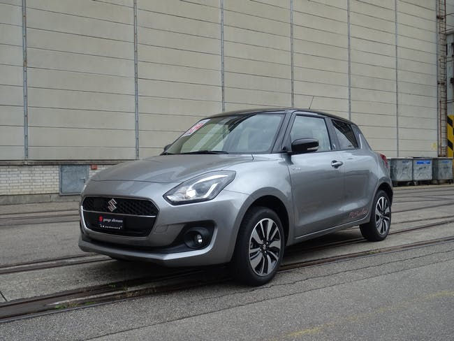 saloon Suzuki Swift 1.2 Piz Sulai Top Hybrid 4x4