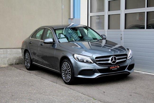 saloon Mercedes-Benz C-Klasse C 200 Exclusive 4Matic 7G-Tronic