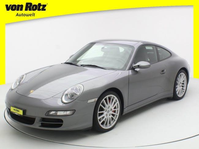 coupe Porsche 911 Carrera 4S