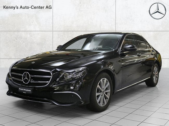 saloon Mercedes-Benz E-Klasse E 200 Avantgarde 4Matic