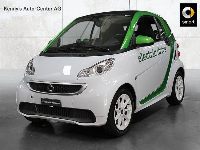 saloon Smart Fortwo coupé electric drive 75PS softouc