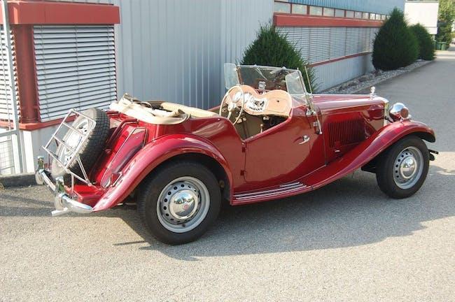cabriolet MG TD Cabriolet