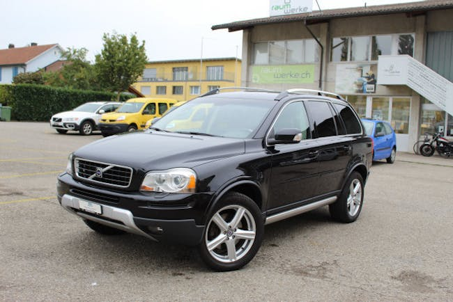 estate Volvo XC90 D5 AWD Sport