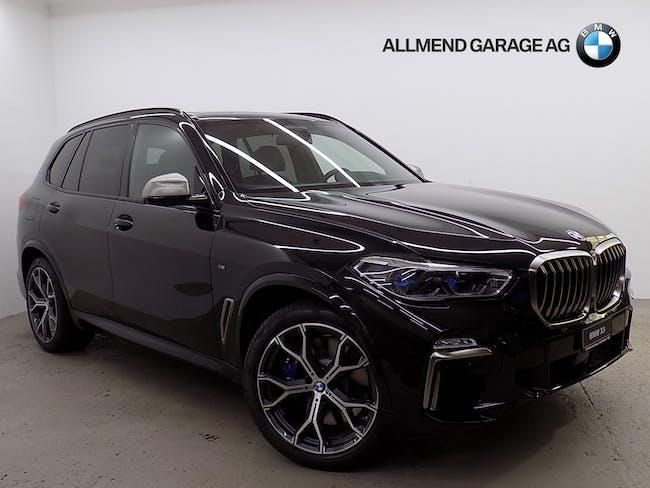 suv BMW X5 M50d