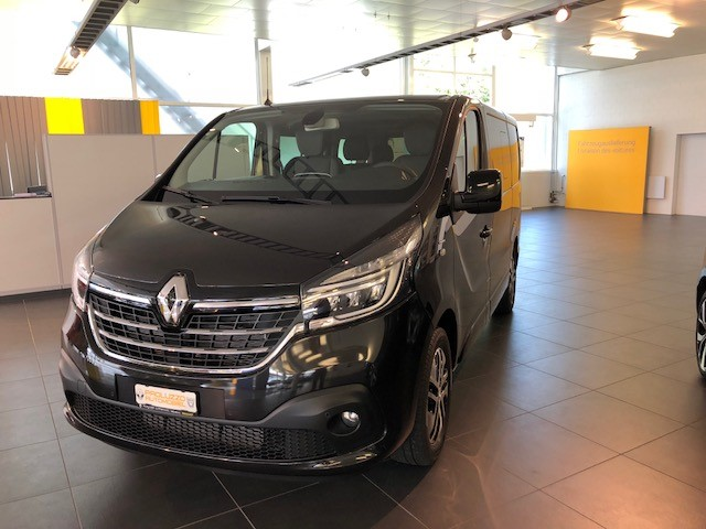 bus Renault Trafic Spaceclass 2.0 dCi Blue 170