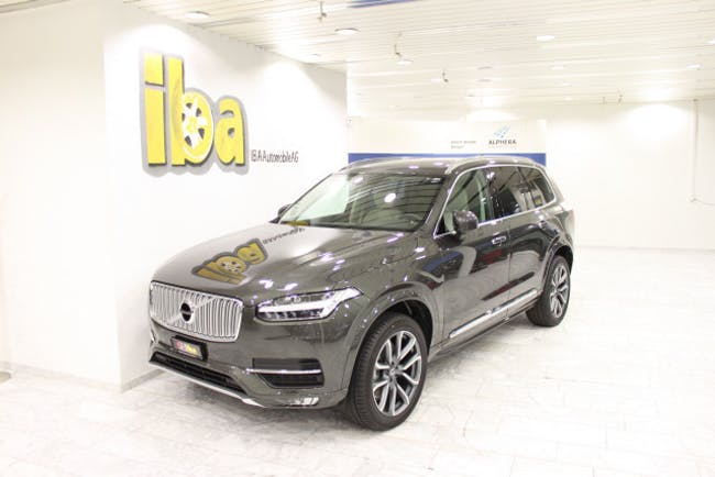 estate Volvo XC90 D5 AWD Inscription