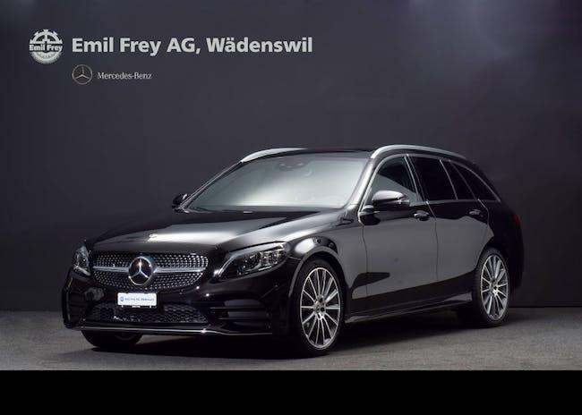suv Mercedes-Benz C-Klasse C 300 d AMG Line 4matic