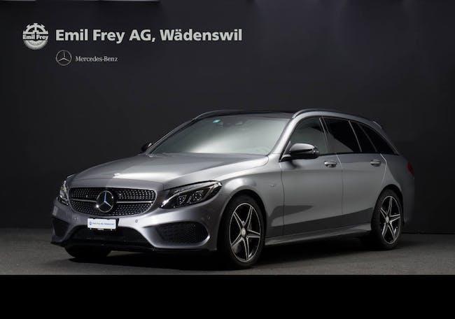 suv Mercedes-Benz C-Klasse C 450 AMG 4matic