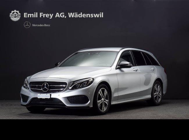 suv Mercedes-Benz C-Klasse C 400 AMG Line 4matic