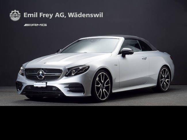 van Mercedes-Benz E-Klasse E 53 AMG 4matic+