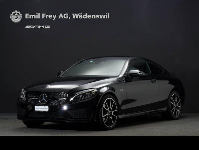 coupe Mercedes-Benz C-Klasse C 43 AMG 4matic