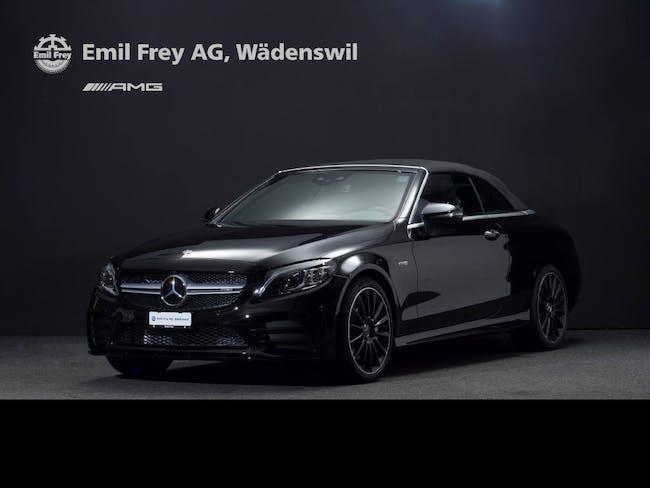 van Mercedes-Benz C-Klasse C 43 AMG 4matic