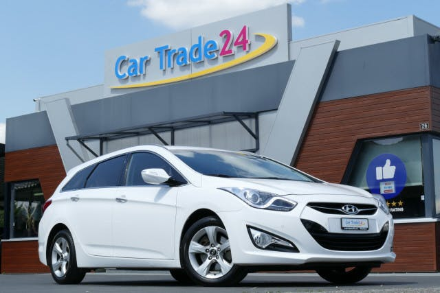 saloon Hyundai i40 1.7 CRDI Style