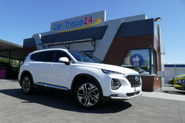 estate Hyundai Santa Fe 2.2CRDI Luxury 4WD