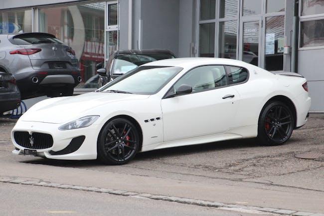 Maserati GranCabrio/Granturismo Gran Turismo 4.7 V8 Sport MC Line 29'000 km CHF78'700 - buy on carforyou.ch - 1