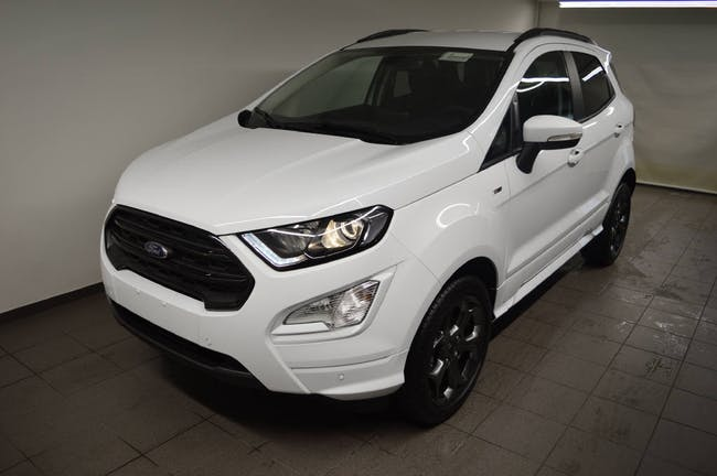 saloon Ford EcoSport 1.5 TDCi ST-Line 4x4